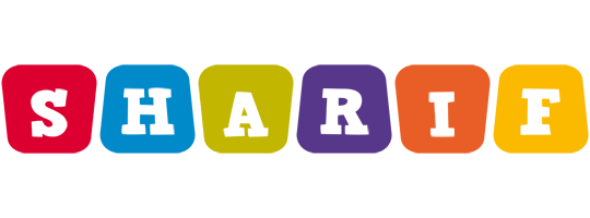 Sharif kiddo logo