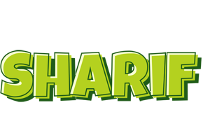 Sharif summer logo