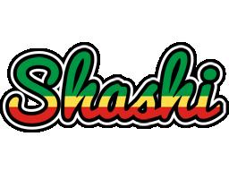 Shashi african logo