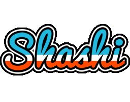Shashi america logo
