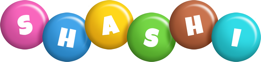 Shashi candy logo