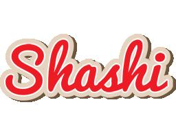 Shashi chocolate logo