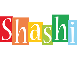 Shashi colors logo