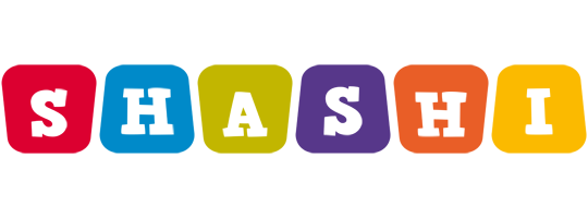 Shashi daycare logo