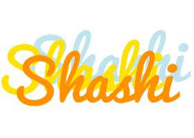 Shashi energy logo