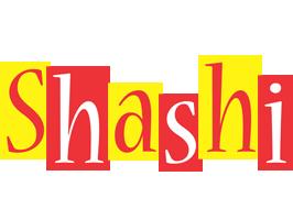 Shashi errors logo