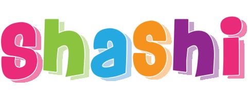 Shashi friday logo
