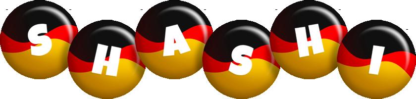 Shashi german logo