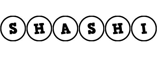 Shashi handy logo