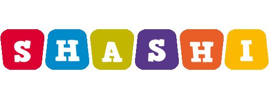 Shashi kiddo logo
