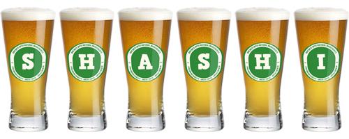 Shashi lager logo
