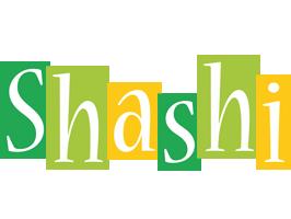 Shashi lemonade logo