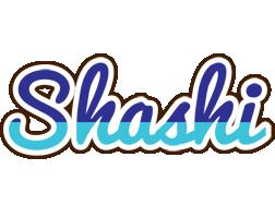 Shashi raining logo