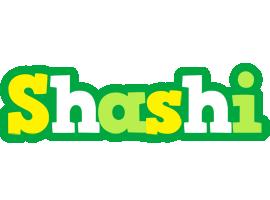 Shashi soccer logo
