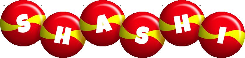 Shashi spain logo