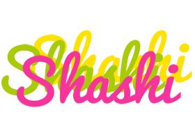 Shashi sweets logo