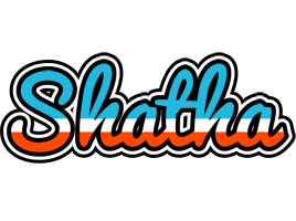 Shatha america logo