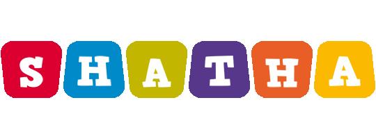 Shatha kiddo logo