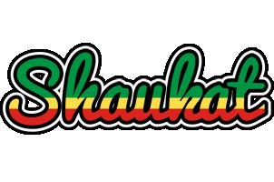 Shaukat african logo