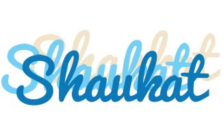 Shaukat breeze logo