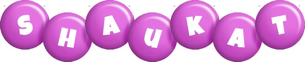 Shaukat candy-purple logo