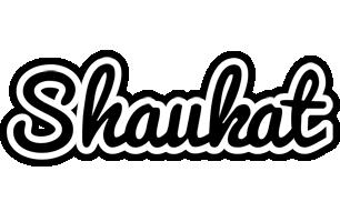 Shaukat chess logo
