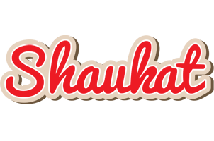 Shaukat chocolate logo
