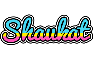 Shaukat circus logo