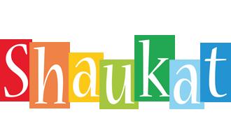 Shaukat colors logo