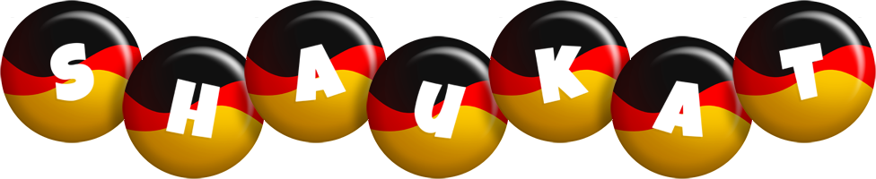 Shaukat german logo