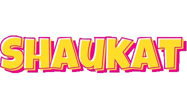 Shaukat kaboom logo