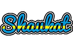 Shaukat sweden logo