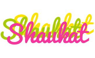 Shaukat sweets logo