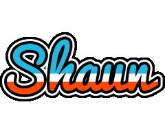 Shaun america logo