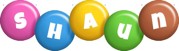 Shaun candy logo