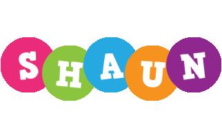 Shaun friends logo