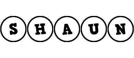 Shaun handy logo