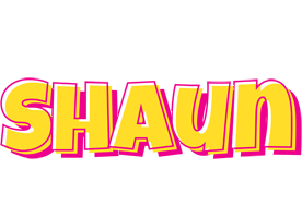 Shaun kaboom logo