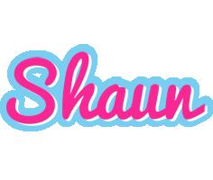 Shaun popstar logo