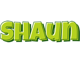 Shaun summer logo