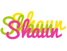 Shaun sweets logo