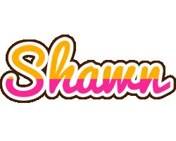 Shawn smoothie logo