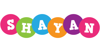 Shayan friends logo
