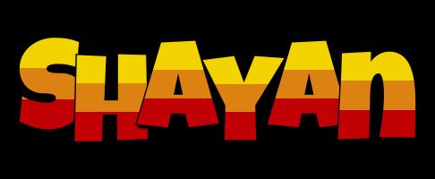 Shayan jungle logo