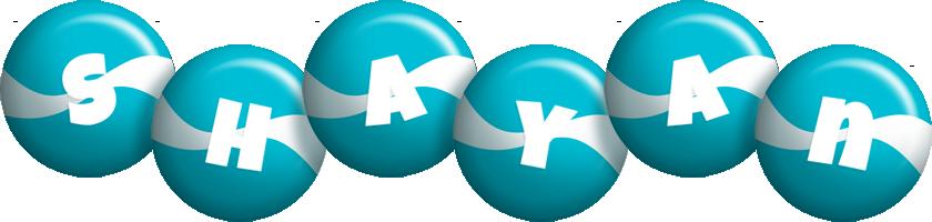 Shayan messi logo