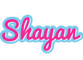 Shayan popstar logo