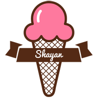 Shayan premium logo