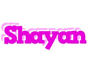 Shayan rumba logo