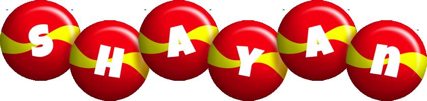 Shayan spain logo