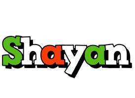 Shayan venezia logo